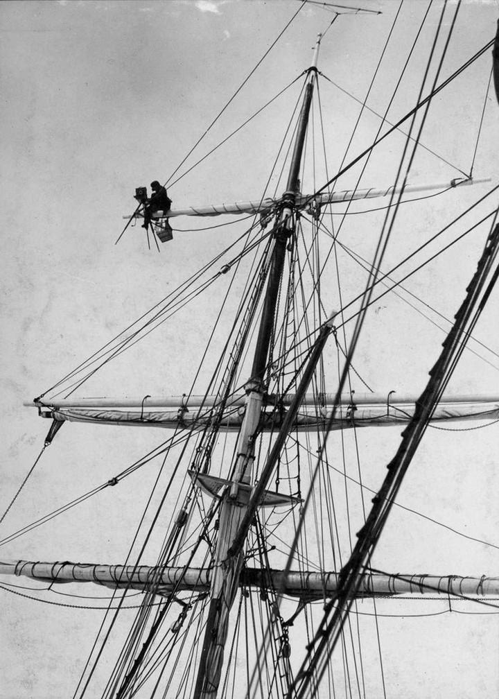«Эндьюранс», или История выживания 28 человек среди льдов Антарктики (14)