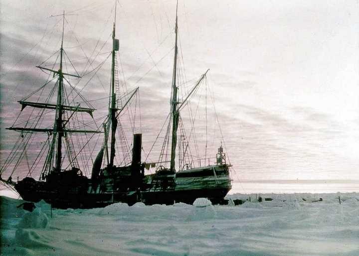 «Эндьюранс», или История выживания 28 человек среди льдов Антарктики (24)