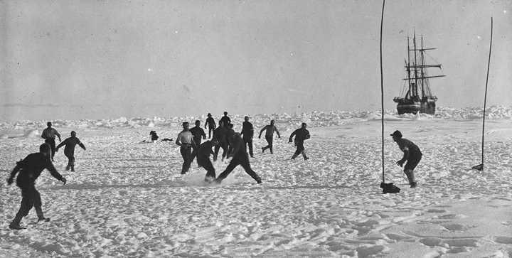 «Эндьюранс», или История выживания 28 человек среди льдов Антарктики (27)