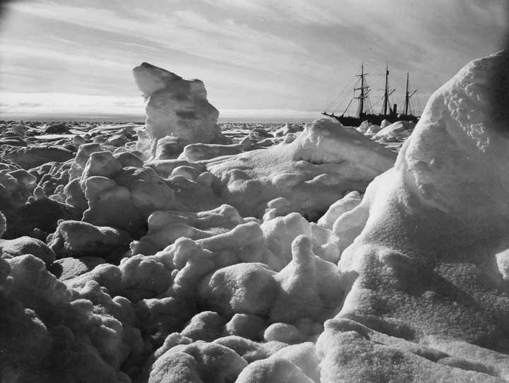 «Эндьюранс», или История выживания 28 человек среди льдов Антарктики (35)