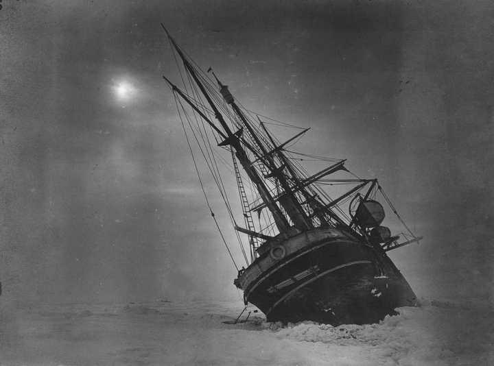 «Эндьюранс», или История выживания 28 человек среди льдов Антарктики (40)
