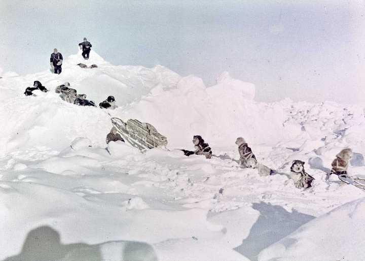 «Эндьюранс», или История выживания 28 человек среди льдов Антарктики (44)