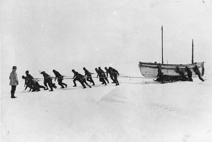 «Эндьюранс», или История выживания 28 человек среди льдов Антарктики (45)