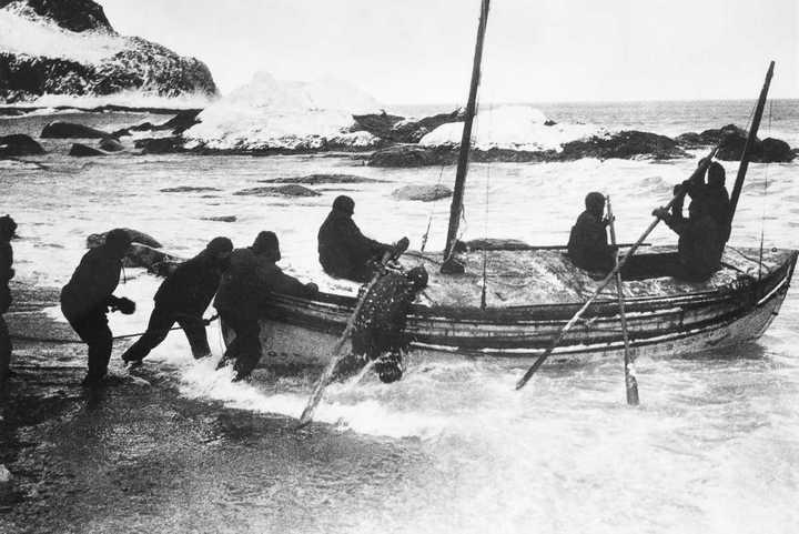 «Эндьюранс», или История выживания 28 человек среди льдов Антарктики (47)
