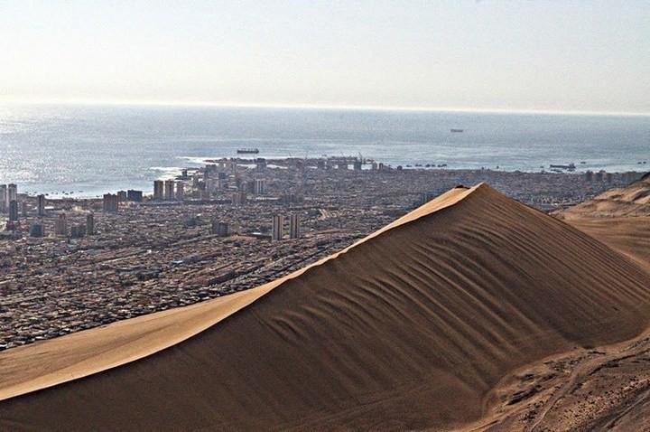 Самая большая городская песчаная дюна (1)
