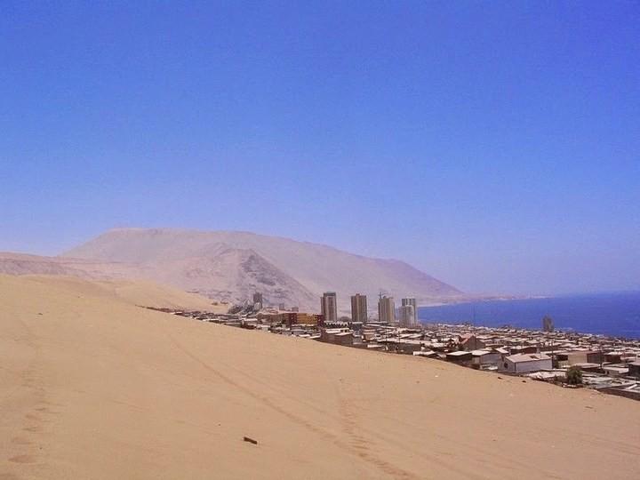 Самая большая городская песчаная дюна (3)