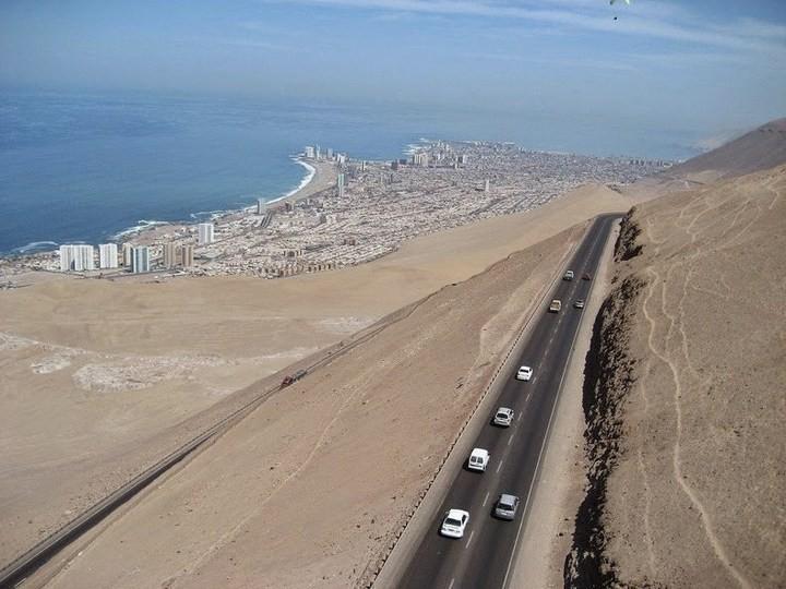 Самая большая городская песчаная дюна (5)