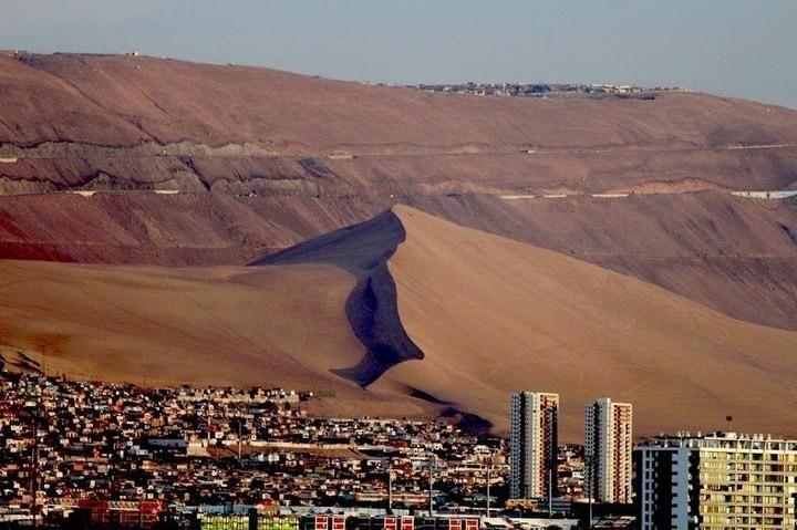 Самая большая городская песчаная дюна (6)