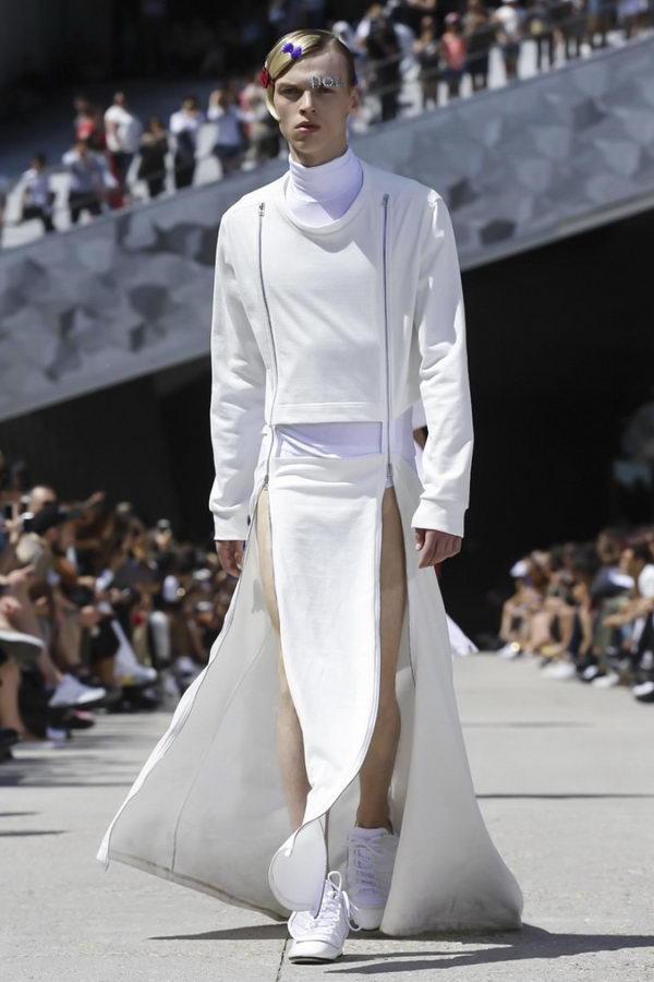 Мужская мода из Парижа или модельеры продолжают глумиться (2)