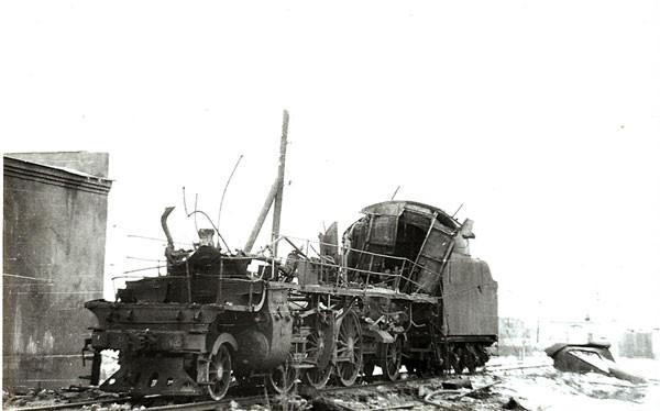 Взрыв паровозного котла (3)