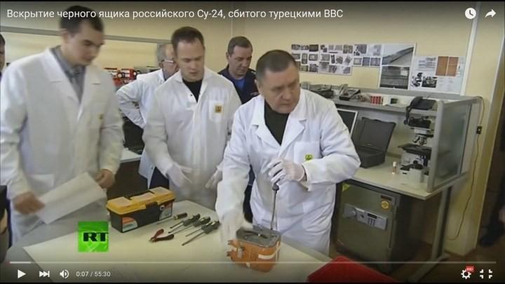 Вскрытие чёрного ящика с самолёта СУ-24М. Cтыдно за отечественную электронику! Опозорились на весь мир (6)