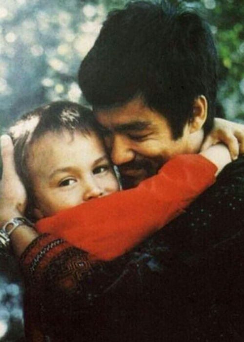 Семейные фотографии из архива Брюса Ли (21)