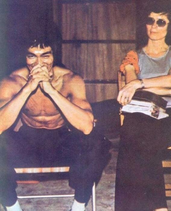 Семейные фотографии из архива Брюса Ли (3)