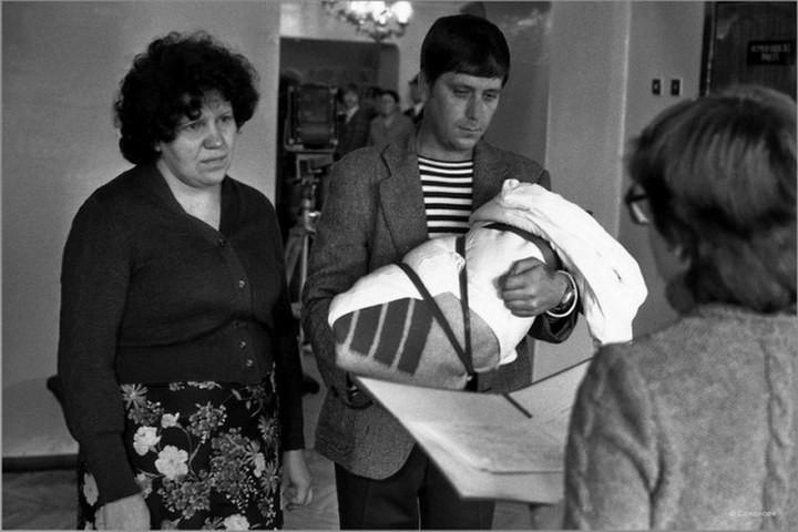 """Непарадные фотографии """"Великого и Могучего"""" от Владимира Соколаева (66)"""