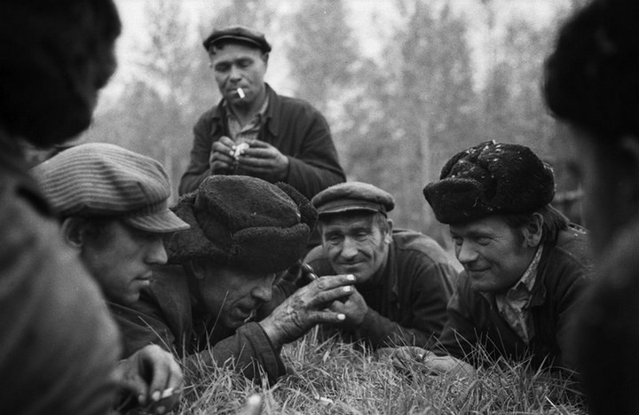 """Непарадные фотографии """"Великого и Могучего"""" от Владимира Соколаева (57)"""
