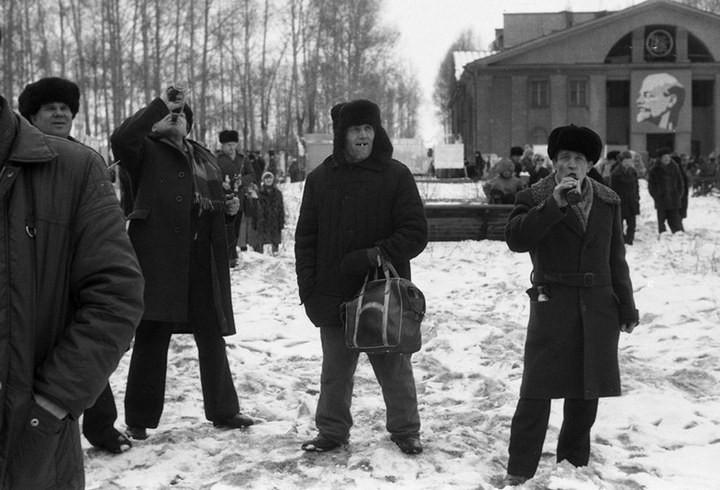 """Непарадные фотографии """"Великого и Могучего"""" от Владимира Соколаева (53)"""
