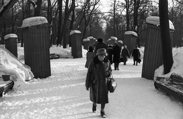 """Непарадные фотографии """"Великого и Могучего"""" от Владимира Соколаева (45)"""
