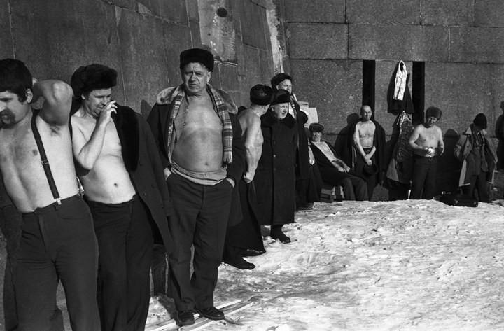 """Непарадные фотографии """"Великого и Могучего"""" от Владимира Соколаева (44)"""