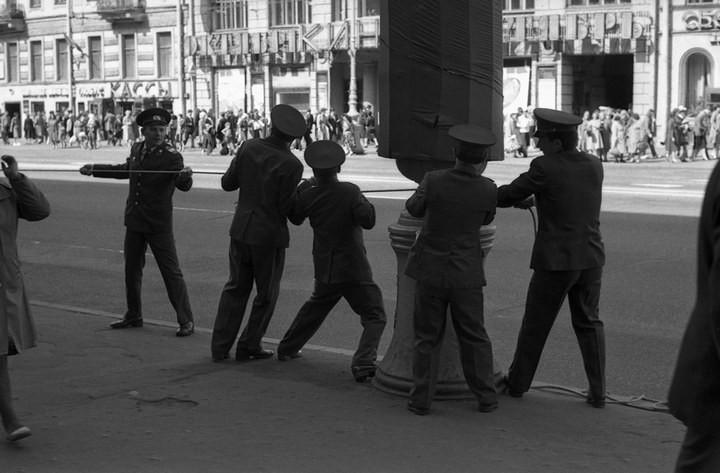 """Непарадные фотографии """"Великого и Могучего"""" от Владимира Соколаева (43)"""