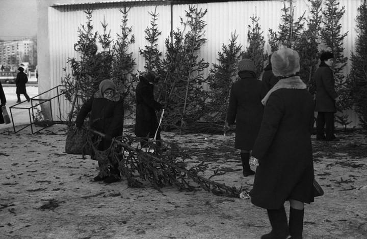 """Непарадные фотографии """"Великого и Могучего"""" от Владимира Соколаева (39)"""