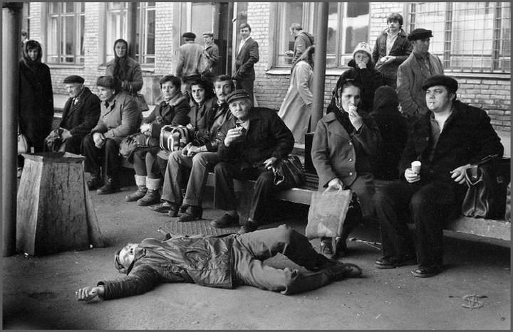 """Непарадные фотографии """"Великого и Могучего"""" от Владимира Соколаева (22)"""