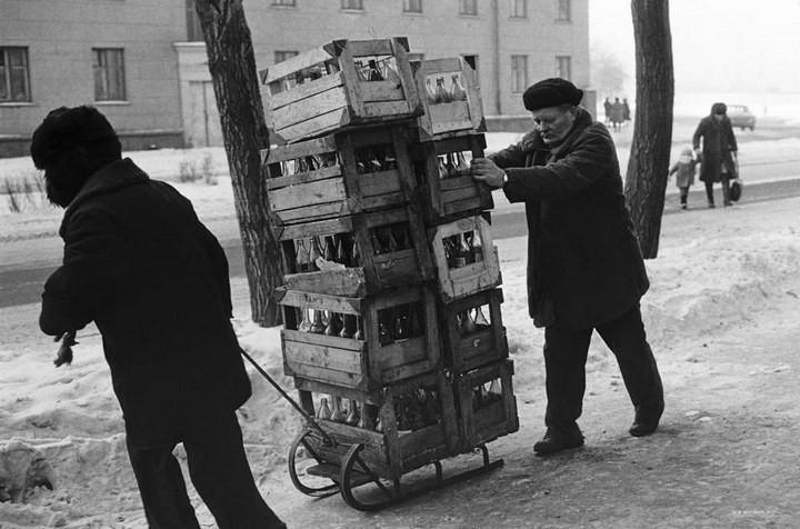 """Непарадные фотографии """"Великого и Могучего"""" от Владимира Соколаева (10)"""