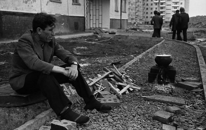 """Непарадные фотографии """"Великого и Могучего"""" от Владимира Соколаева (7)"""