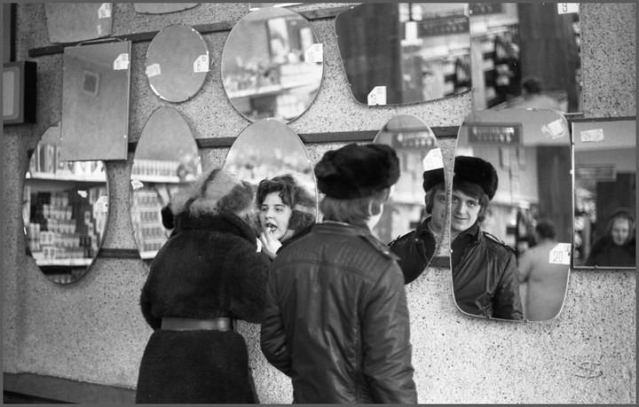 """Непарадные фотографии """"Великого и Могучего"""" от Владимира Соколаева (3)"""