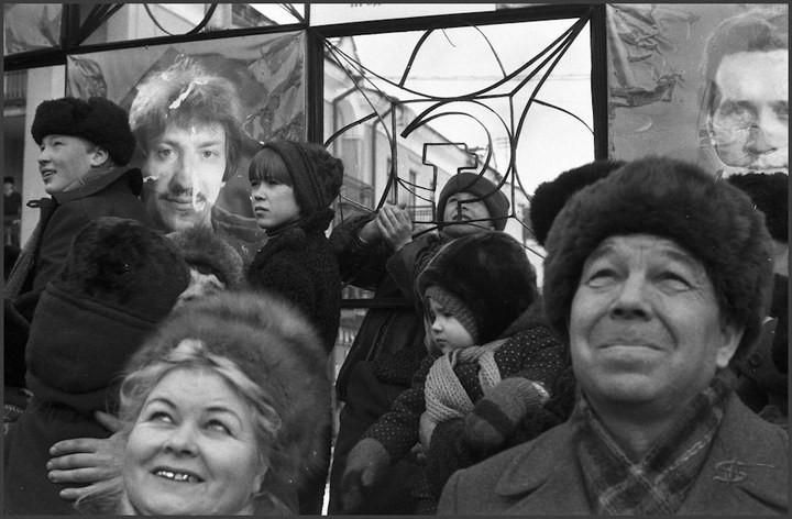 """Непарадные фотографии """"Великого и Могучего"""" от Владимира Соколаева (1)"""