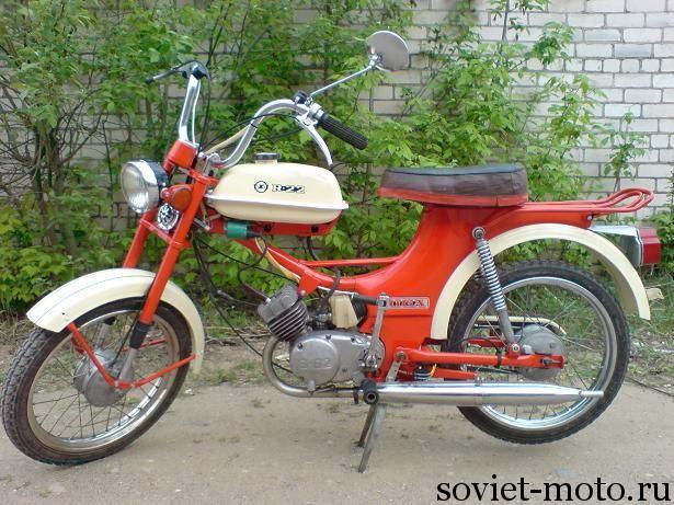 Советские мопеды (11)