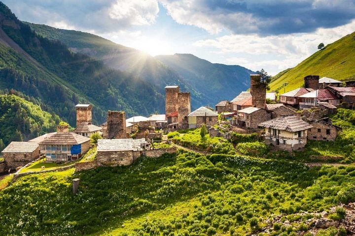 Грузия. Интересные факты (1)
