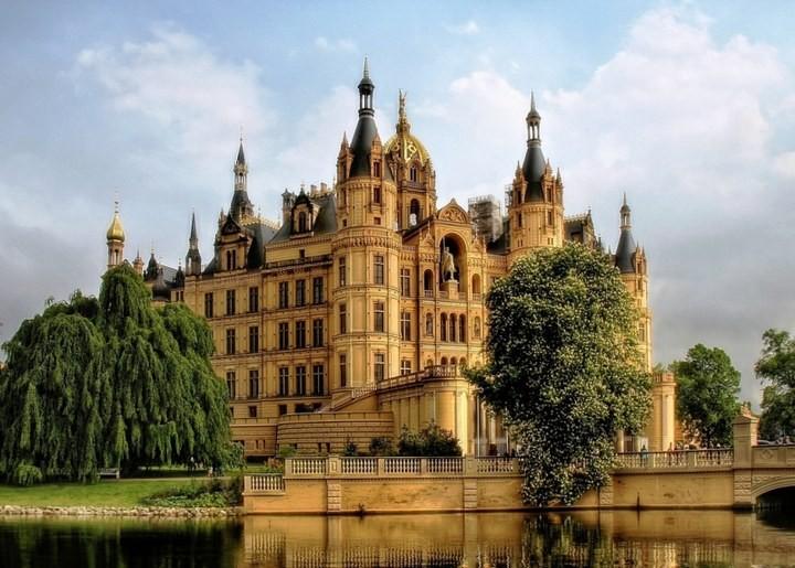 Самые знаменитые замки Германии (1)