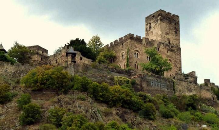 Самые знаменитые замки Германии (10)