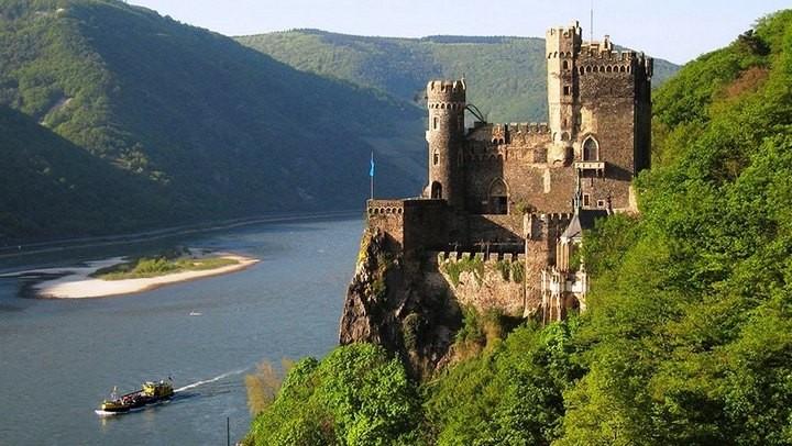 Самые знаменитые замки Германии (3)