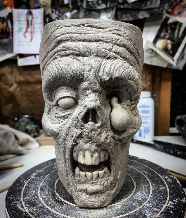 Реалистичные зомби-кружки (4)