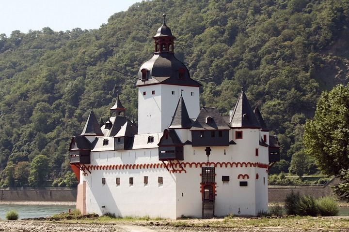 Самые знаменитые замки Германии (8)