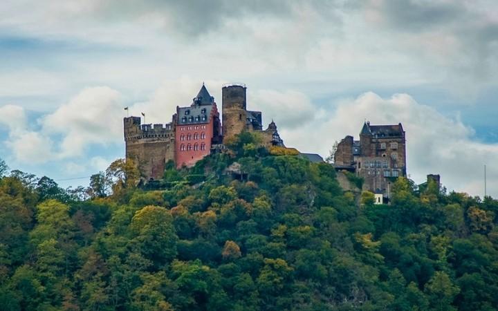 Самые знаменитые замки Германии (9)
