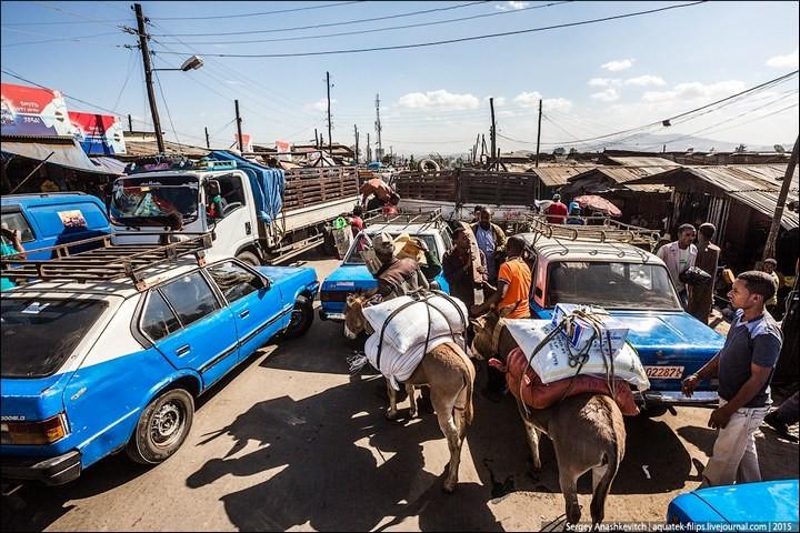Африканский рынок отбросов (2)