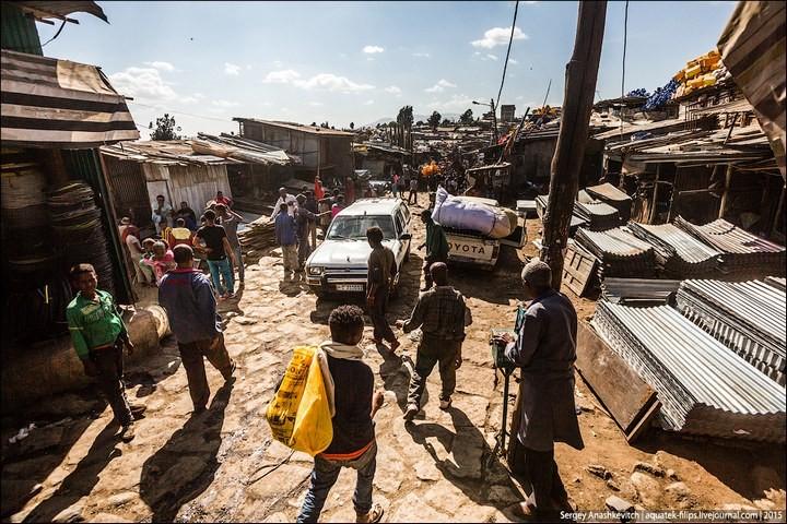 Африканский рынок отбросов (6)