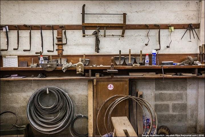 Как делают бочки для коньяка (6)