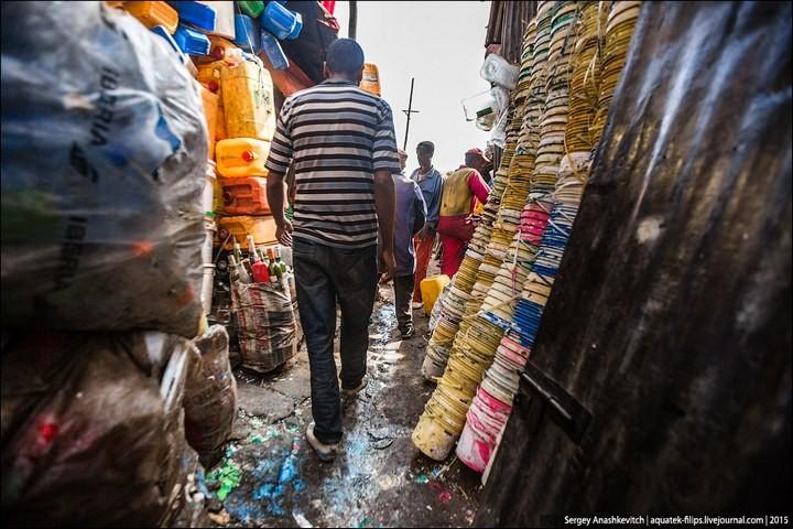 Африканский рынок отбросов (8)