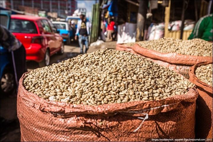 Африканский рынок отбросов (17)