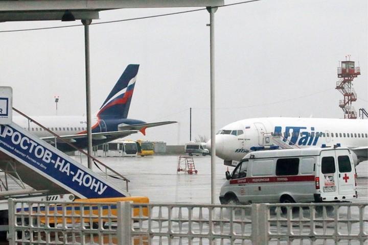 Фотографии с места крушения Boeing 737 в Ростове-на-Дону (8)