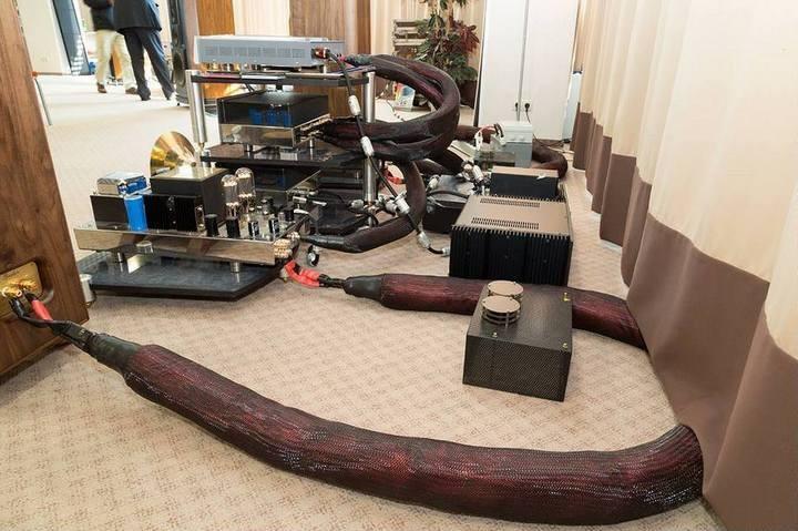 Самый дорогой акустический кабель в мире