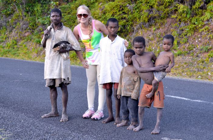 Меню жителей Мадагаскара, ежедневно питающихся на один доллар (1)