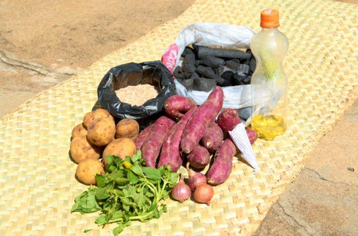 Меню жителей Мадагаскара, ежедневно питающихся на один доллар (2)