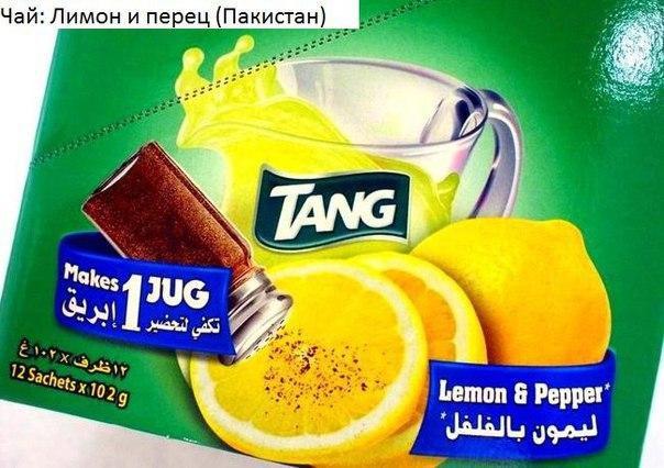 Необычные продукты, которые продаются в других странах (5)