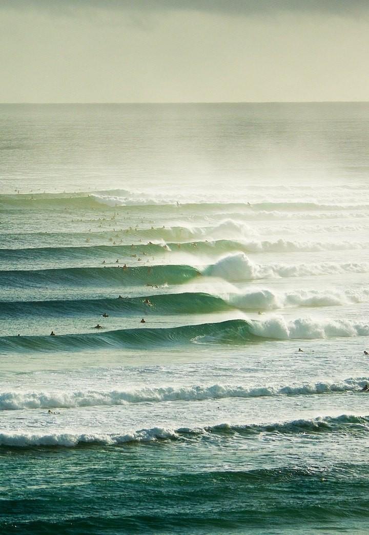 Мечта для сёрфера