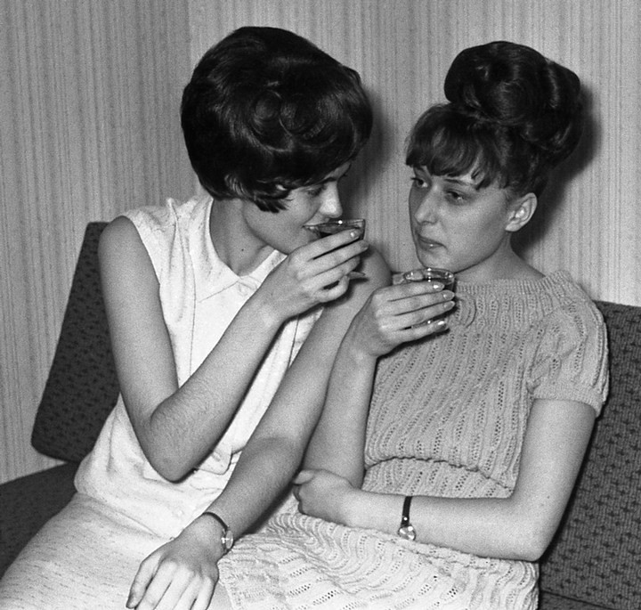 Студенческая вечеринка 1967 года (1)