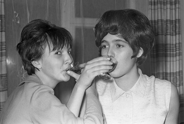 Студенческая вечеринка 1967 года (3)